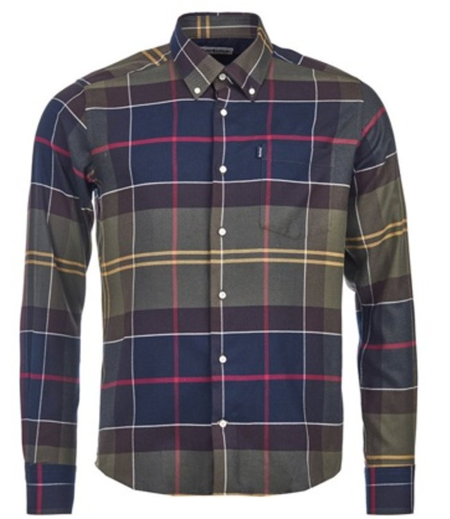 Barbour M's John Tailored Shirt