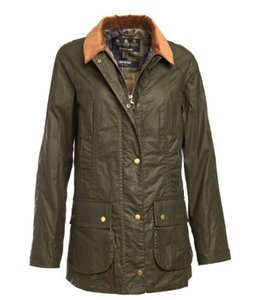 Barbour W's Lightweight Beadnell Wax Jacket