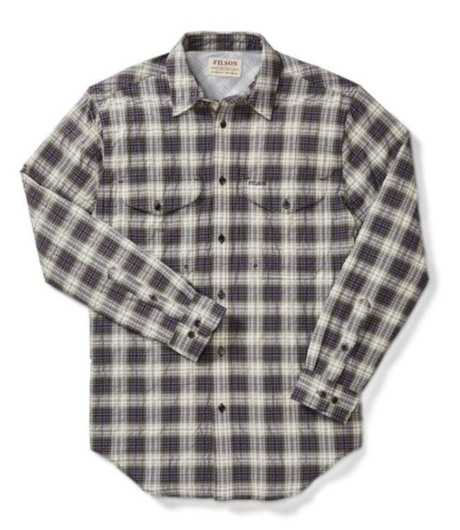 Filson Filson Men's Lightweight Twin Lakes Sport Shirt