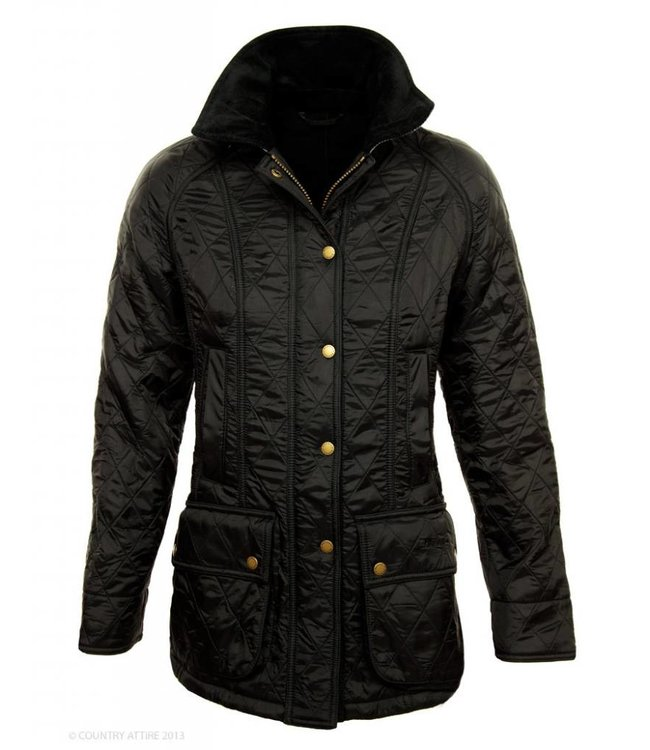 Barbour W's Beadnell Polarquilt Jacket