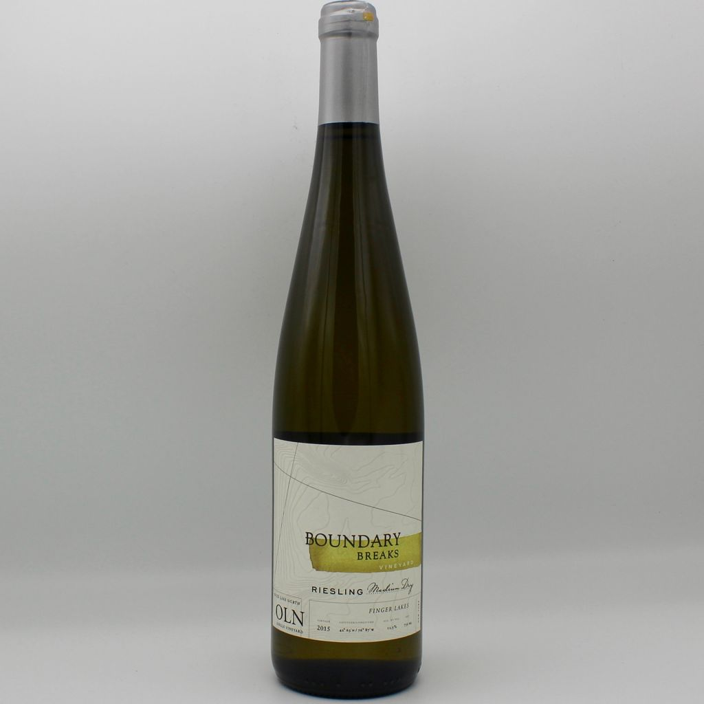 Boundary Breaks Riesling Ovid Line North 2016