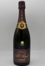Pol Roger Champagne Brut Rosé (2008)