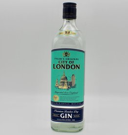 England City of London Distillery Tyler's GIn