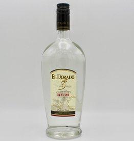 El Dorado Rum, Cask-aged 3-year White Rum