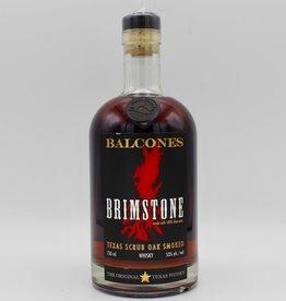 Balcones Brimstone Whiskey
