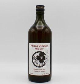 Fukano Distillery Japanese Whisky