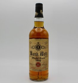 Bank Note 5yr Old Blended Scotch