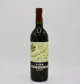 2003 Tondonia Reserva