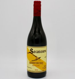 A.A. Badenhorst Secateurs Red Blend