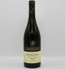 Jean-Claude Thevenet Bourgogne Rouge