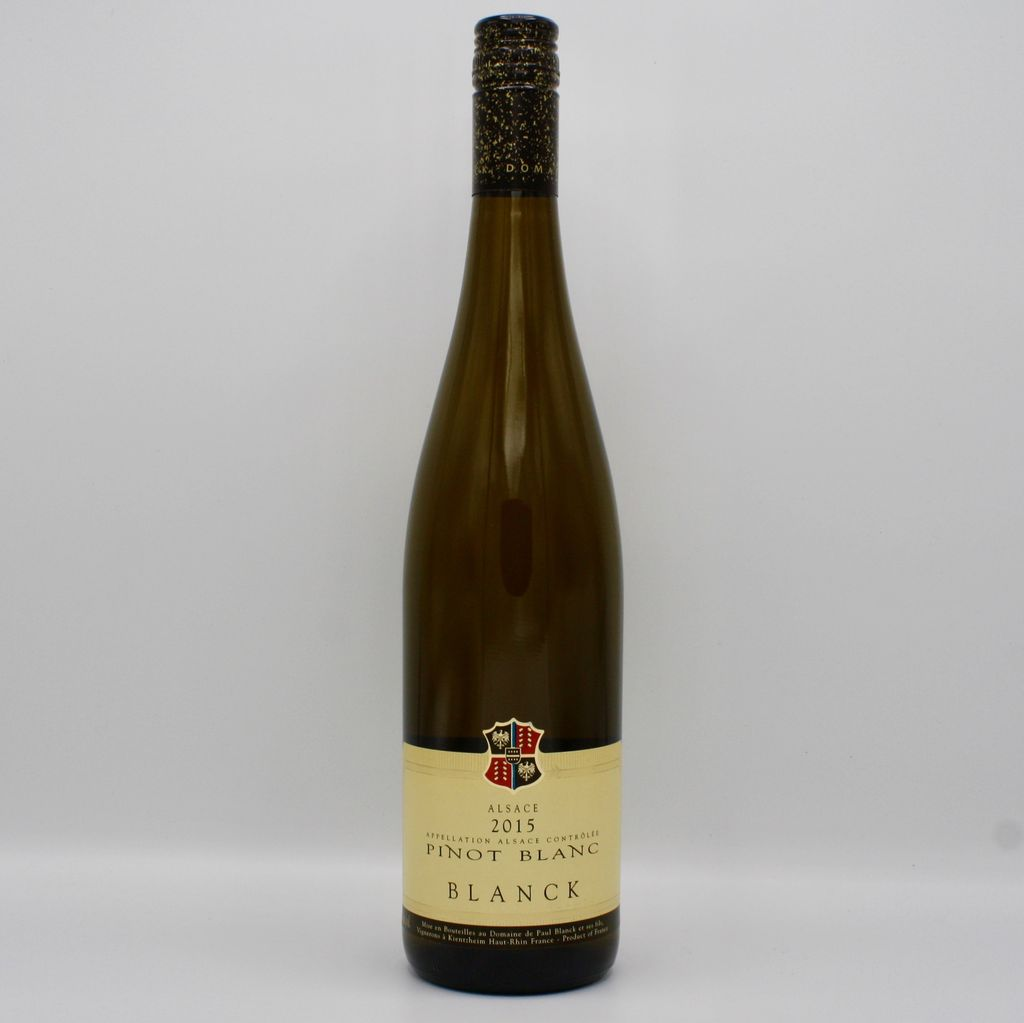 Paul Blanck et Fils Pinot Blanc d'Alsace 2016