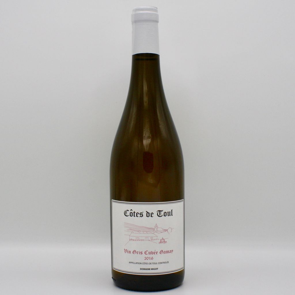 Migot Vin Gris Cuvée Gamay