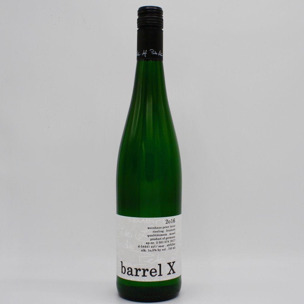 Peter Lauer Riesling Barrel X 2016