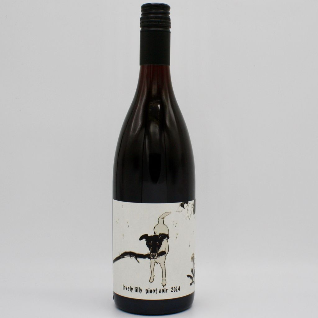 Shelter Winery Lovely Lilly Pinot Noir