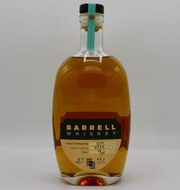 Barrell Craft Spirits Kentucky Whiskey Batch #5 118.4 Proof