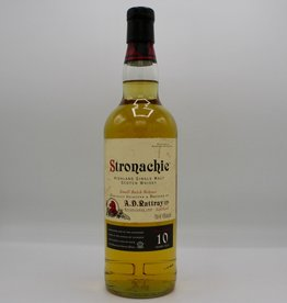 Stronachie 10 Year Old Single Malt Scotch Whisky