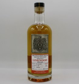 Linkwood, 11 Year Old The Exclusive Malts Single Malt Scotch Whiskey 116.4 Proof (2006)
