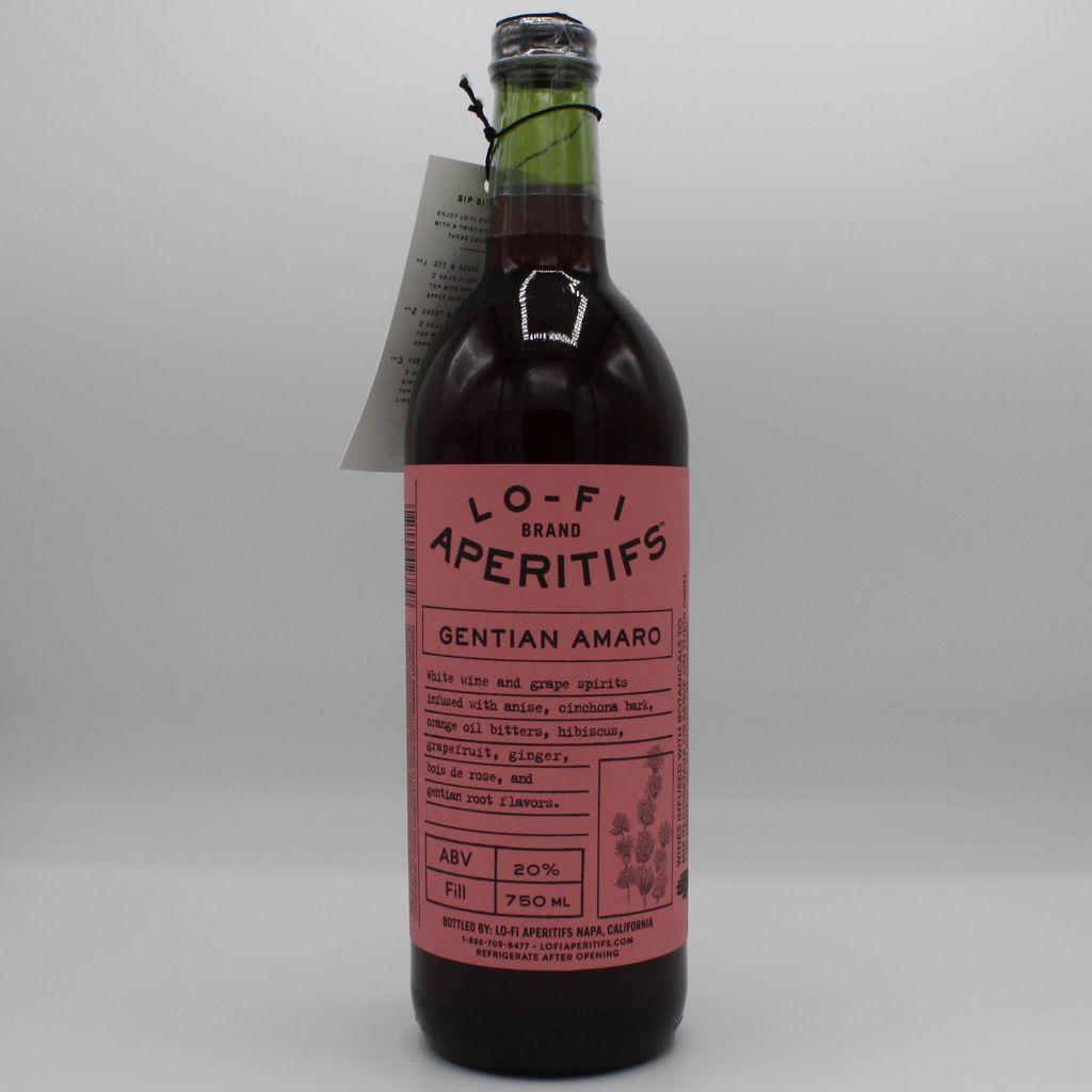 Lo-Fi Gentian Amaro