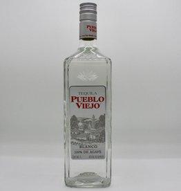 Pueblo Viejo Blanco Tequila 1L