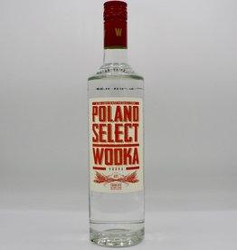 Poland Select Vodka 750ML
