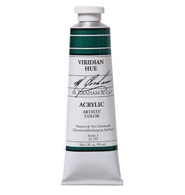 ART VIRIDIAN HUE 2OZ