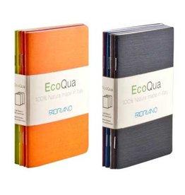 ART ECOQUA DOT GRID PAD 3.5x5.5 WARM 4PK