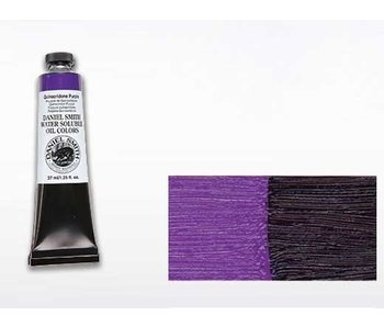DANIEL SMITH WATER SOLUBLE OIL 37ML QUINACRIDONE PURPLE