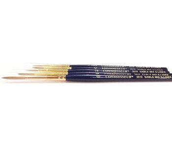 CONNOISSEUR GOLD SABLE MIX BRUSH LINER #2