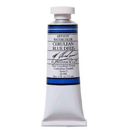 ART CERULEAN BLUE DEEP 15ML WC