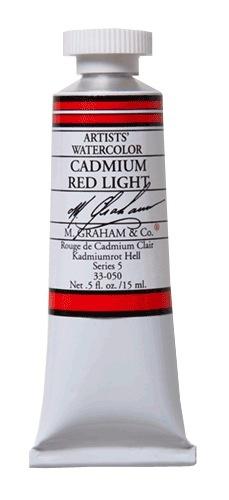 ART CADMIUM RED LIGHT 15ML WC