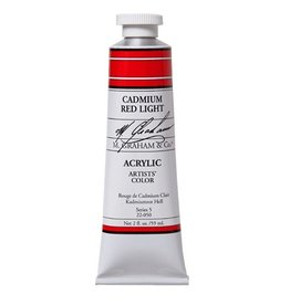 ART CADMIUM RED LIGHT 5OZ