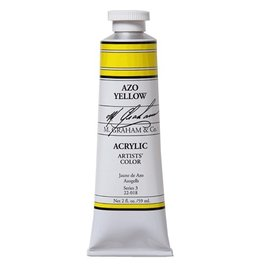 ART AZO YELLOW 5OZ