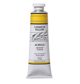 ART CADMIUM YELLOW 5OZ