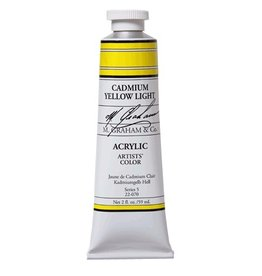 ART CADMIUM YELLOW LIGHT 5OZ