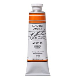 ART CADMIUM ORANGE 2OZ