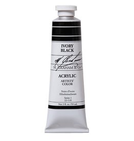 ART IVORY BLACK 2OZ