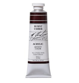 ART BURNT UMBER 5OZ