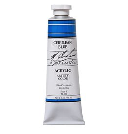 ART CERULEAN BLUE 5OZ
