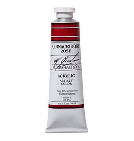 ART QUINACRIDONE ROSE 5OZ