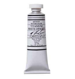 ART TITANIUM WHITE OPAQUE 15ML WC