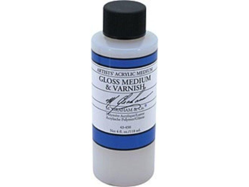 m graham acrylic gloss medium varnish 4oz endeavours and thinkplay