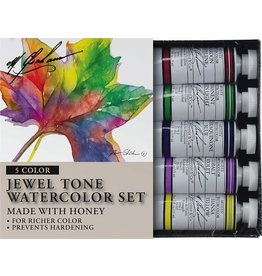 ART 5PK SET: JEWEL TONE