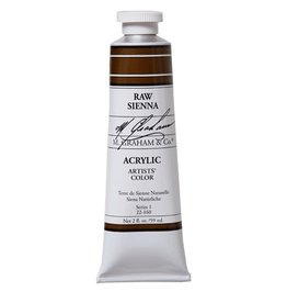 ART RAW SIENNA 5OZ