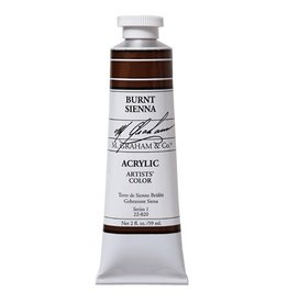 ART BURNT SIENNA 2OZ