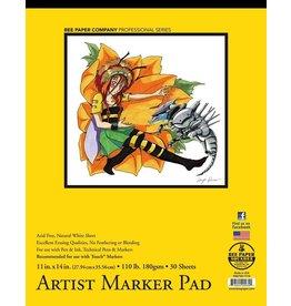 ART BEE PAPER ARTIST MARKER PAD MANGA 11x14