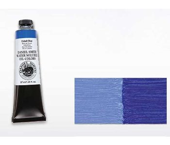 DANIEL SMITH WATER SOLUBLE OIL 37ML COBALT BLUE