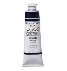 ART PHTHALOCYANINE BLUE 2OZ