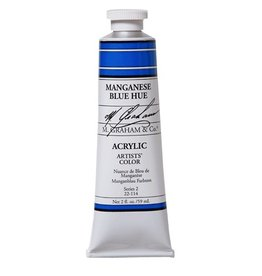 ART MANGANESE BLUE HUE 2OZ