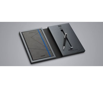 LAMY 50 YEARS SET W/ NOTEBOOK