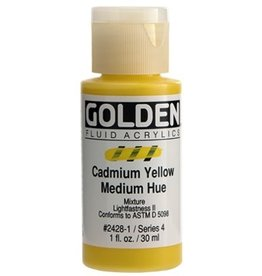 ART CADMIUM YELLOW MEDIUM HUE 1OZ FLUID